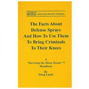 The facts about defense sprays
