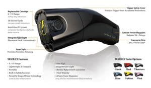 Taser C2 Description