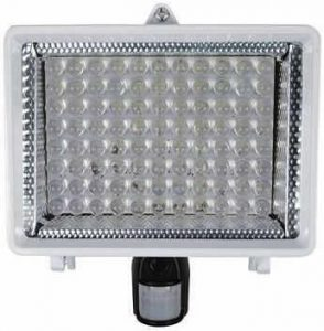 88 LED Security Light hidden camera and dvr