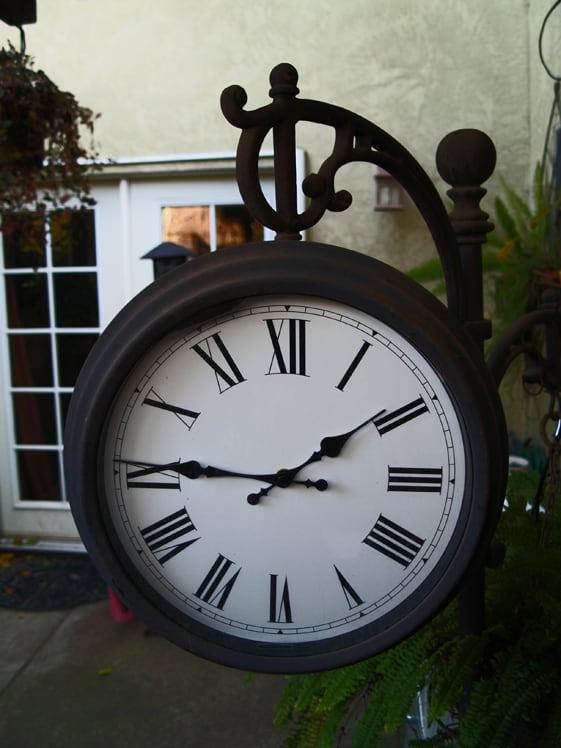 Crime Clock