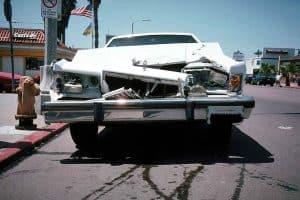 Car Damage front A