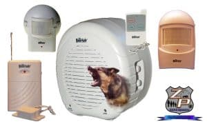 HomeSafe Barking Dog Alarm Package