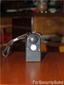 Mini Alarm On Table