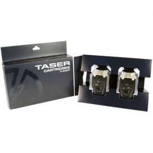 Taser 2 Pack Live Replacement Cartridges For X26P And M26C Package
