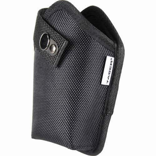 Taser Pulse Nylon Holster With Strap Flip Side