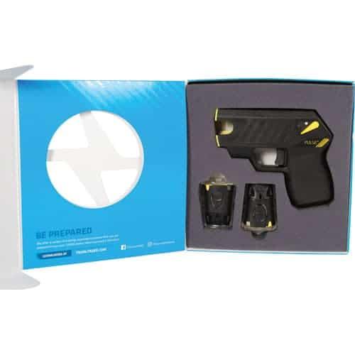 Taser® Pulse Plus With Laser, LED In Case