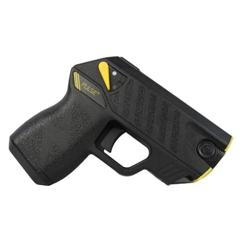 Taser® Pulse Plus With Laser, LED, 2 Live Cartridges Safety Side