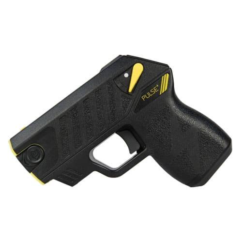 Taser® Pulse Plus With Laser, LED Safety Side Flip Side