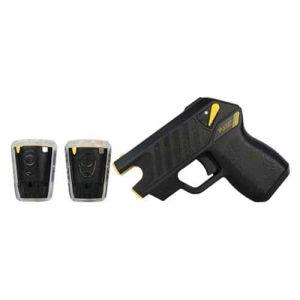 Taser® Pulse Plus With Laser, LED, 2 Live Cartridges Group