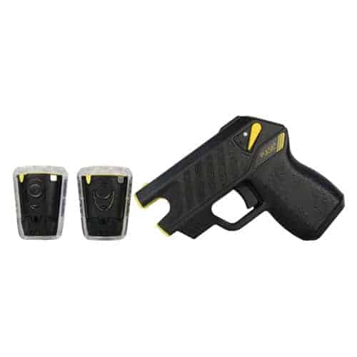 Taser® Pulse Plus With Laser, LED, 2 Live Cartridges Group