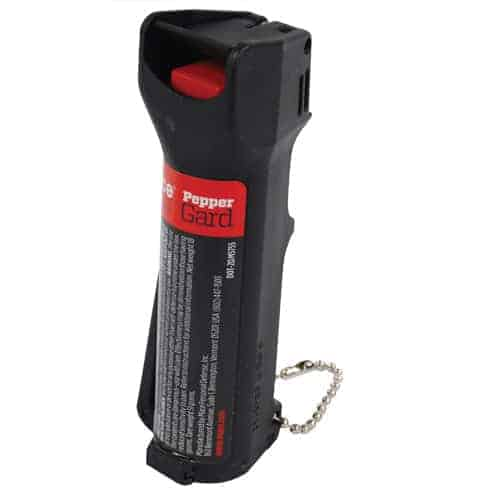 Mace® PepperGard Police Pepper Spray Back