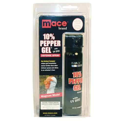 Mace® Pepper Gel Package 4 OZ Package