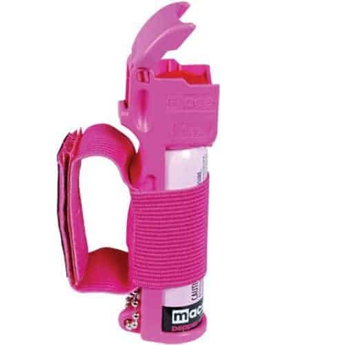 Mace® Pepper Spray Jogger – Pink Flip Top