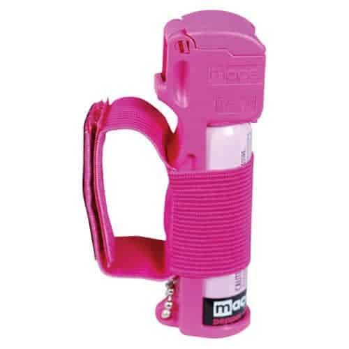 Mace® Pepper Spray Jogger – Pink Grip