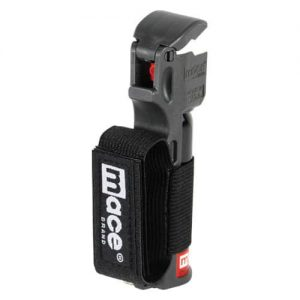 Mace® Pepper Spray Jogger – Black Grip And Front