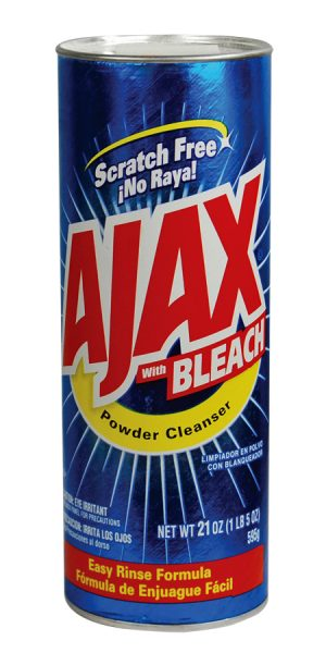 Ajax Cleanser Diversion Safe Front