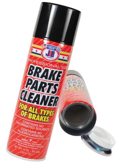Brake Parts Cleaner Diversion Safe Group