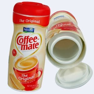 Coffee Mate Creamer Diversion Safe Group