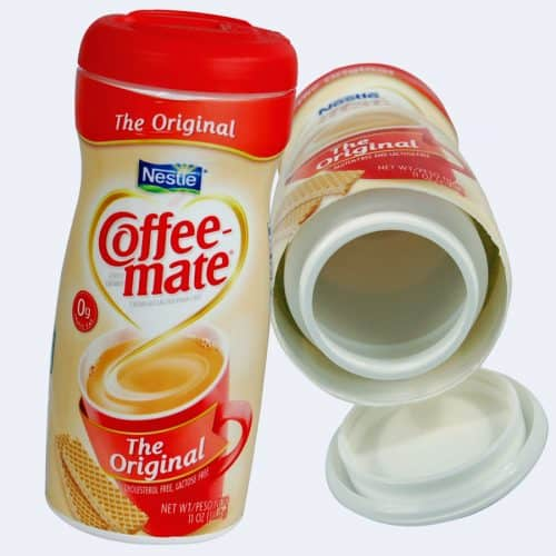 Coffee Mate Creamer Diversion Safe Group