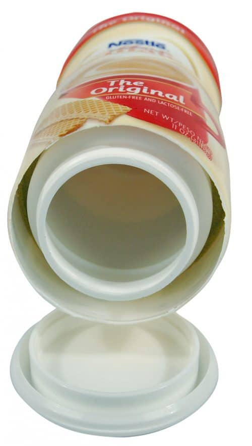 Coffee Mate Creamer Diversion Safe Open