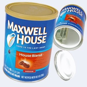Maxwell House Coffee Diversion Safe Group