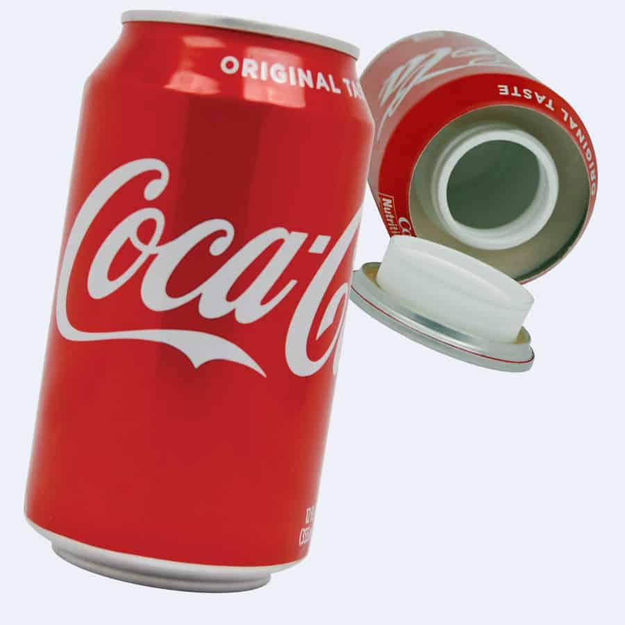 Coke Cola Can Diversion Safe Group