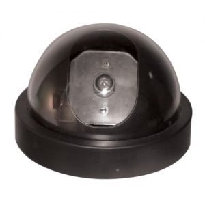 Dummy Dome Camera With LED Front