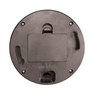 Dummy Dome Camera with LED and IR Sensor Grey Bottom