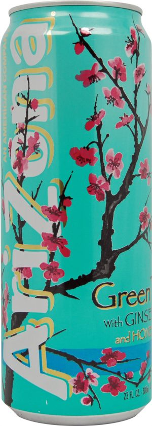 Arizona Tea Diversion Safe Can Front