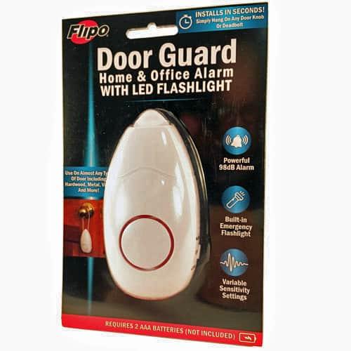 Door Alarm Retail Pack Front