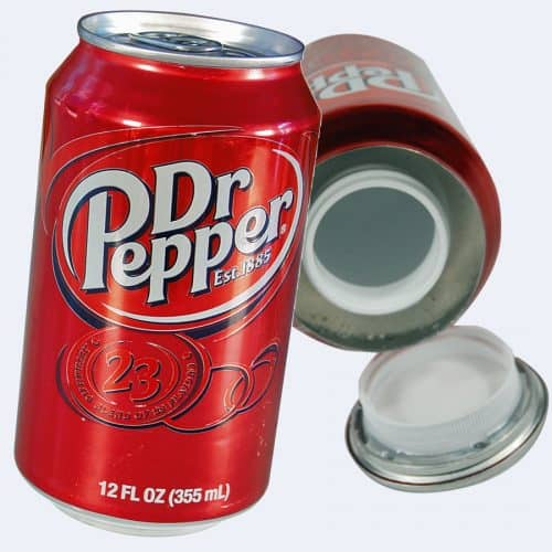 Dr Pepper Diversion Safe Group