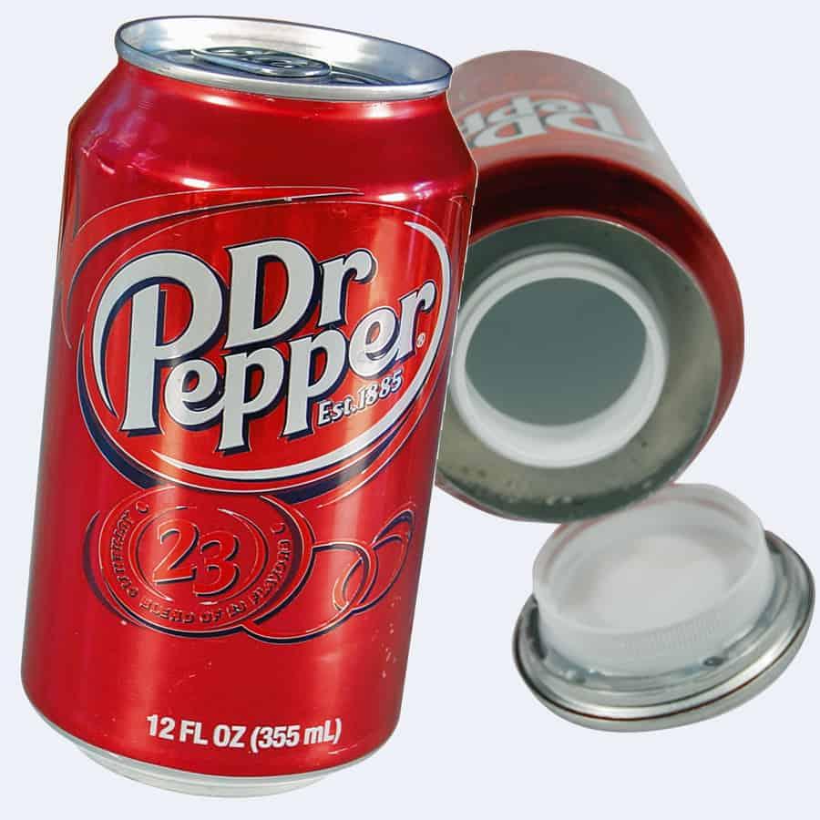 Dr Pepper Diversion Safe Group