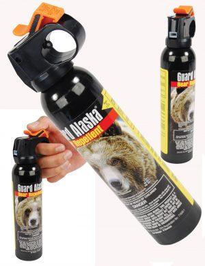 Guard Alaska Bear Repellent Group