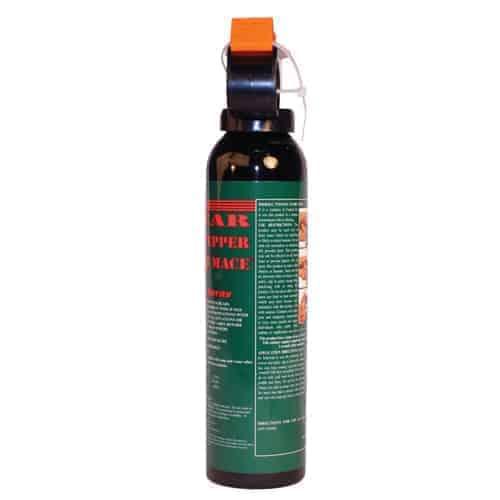 Mace Bear Spray Back
