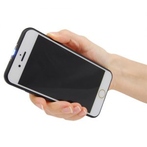 Cell Phone Stun Gun Rechargeable Shock Arc