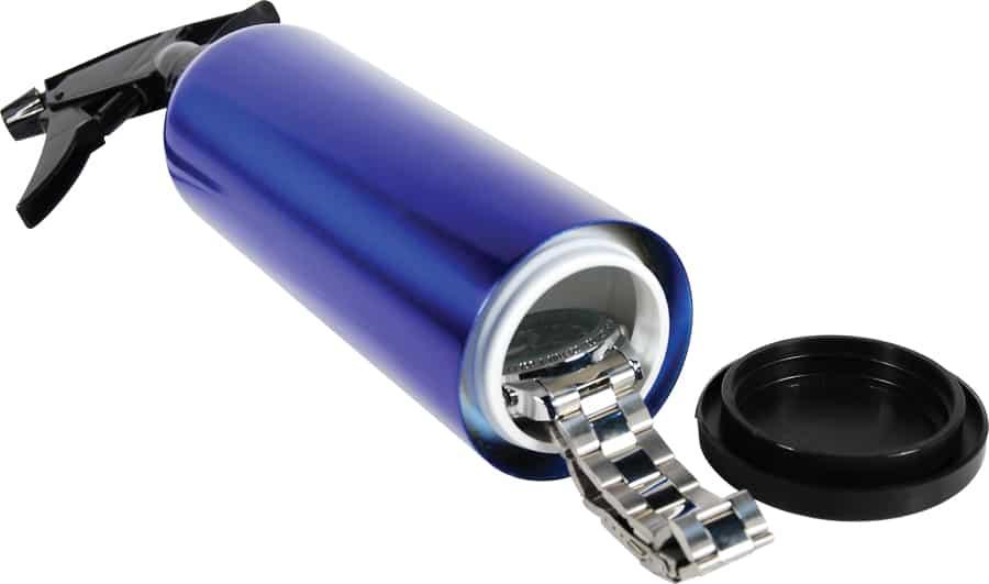 Spray Bottle Diversion Safe On Side Open