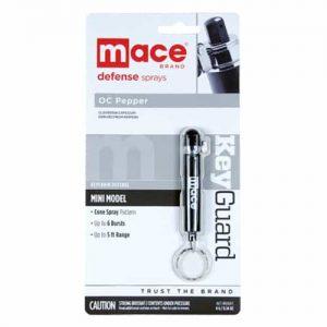 Mace Keyguard® Pepper Spray – Black Package