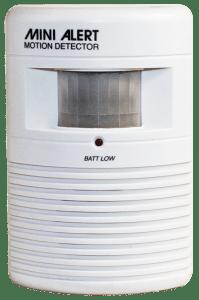 Mini Motion Sensor Alarm Front