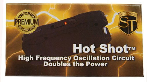 Hot Shot Stun Gun Box