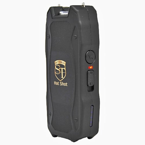 Hot Shot Stun Gun Front Left Side