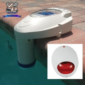 Pool Alarm And Receiver