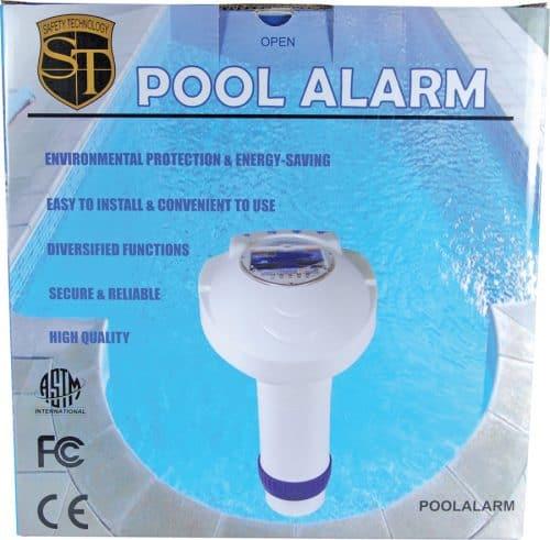 Pool Alarm Retail Box
