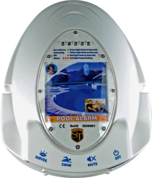 Pool Alarm Top And Control Panel