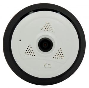 Fish Eye Camera & DVR Top