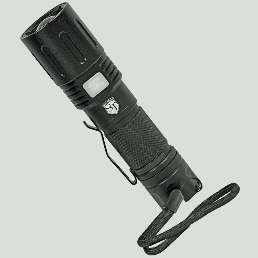 3000-lumens-self-defense-LED-flashlight-forsecuritysake