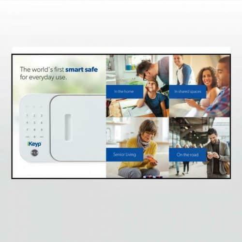 iKeyp-Smart-Medicine-Drug-Privacy-Storage-Safe-Portable-or-Bolt-Installation-People Graphic