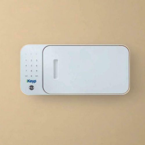 Medicine-Drug-Privacy-Storage-Safe-Portable-or-Bolt-Installation-Front Wall Mounted