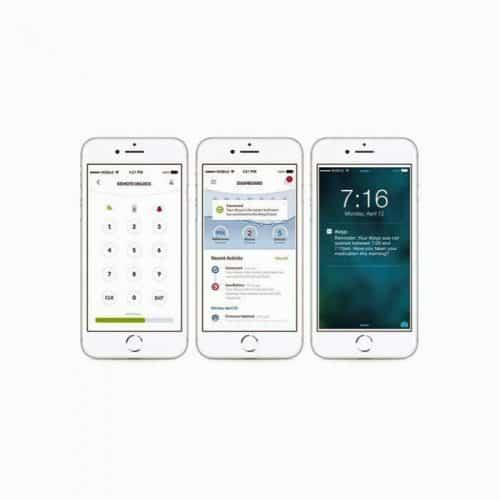 Medicine-Drug-Privacy-Storage-Safe-Portable-or-Bolt-Installation-App Screens