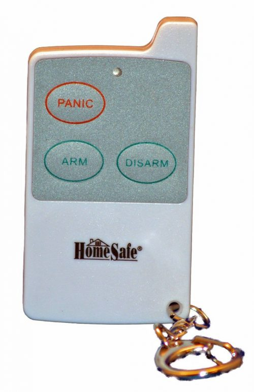 Wireless Out Door Siren Flashing Light Remote Control