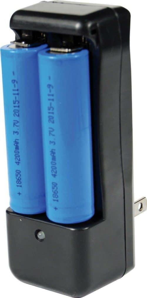 Tactical Zoomable Flashlight Batteries And Charger